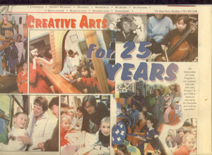 25 Years of Creative Arts