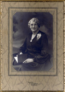 Alice Cadigan Cleary, my grandmother