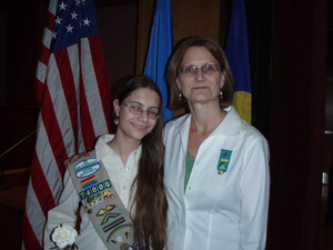 2011 Girl Scout Court of Awards