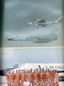 The 101st fighter interceptor squadron in 1975