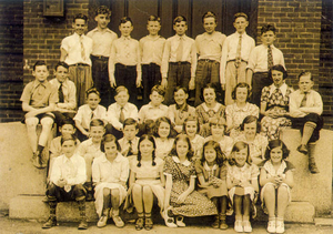 6th grade, Washington School