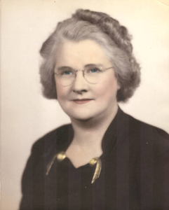 Esther Agnes Cleary McDermott: a lady before her time