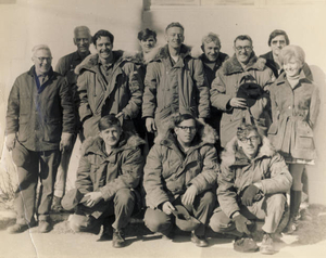 Anthony J. Duart with Air Force Div. North Truro Air Force Base