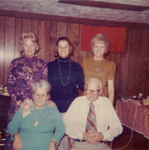 35th anniversary of my grandparents, Stephanie and Granville A. Cowan