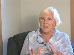 Ginny Marr at the Truro Mass. Memories Road Show: Video Interview