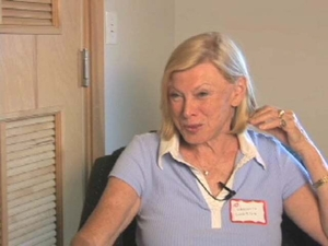 Charlotte Guertin at the Truro Mass. Memories Road Show: Video Interview