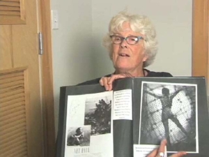 Diana Worthington at the Truro Mass. Memories Road Show: Video Interview