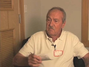 Hal McIntosh at the Truro Mass. Memories Road Show: Video Interview