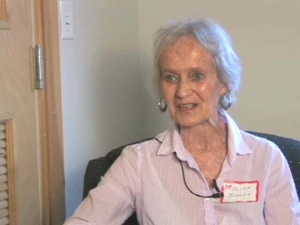 Ellen Jungen at the Truro Mass. Memories Road Show: Video Interview