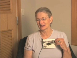 Lisbeth W. Chapman at the Truro Mass. Memories Road Show: Video Interview