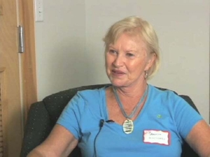 Marilyn Cook Williams at the Truro Mass. Memories Road Show: Video Interview
