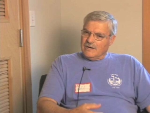 Ed Yaconetti at the Truro Mass. Memories Road Show: Video Interview