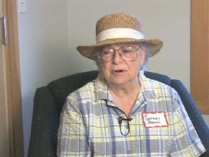 Betsey Brown at the Truro Mass. Memories Road Show: Video Interview