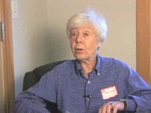 Alice Furlaud at the Truro Mass. Memories Road Show: Video Interview