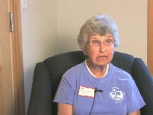 Elaine E. Dee at the Truro Mass. Memories Road Show: Video Interview