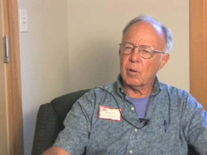 Parker A. Small, Jr. at the Truro Mass. Memories Road Show: Video Interview