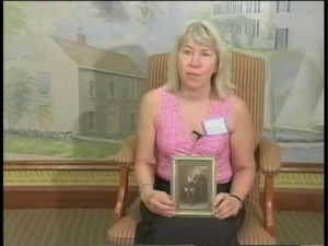 Nancy Curtin at the Quincy Mass. Memories Road Show: Video Interview