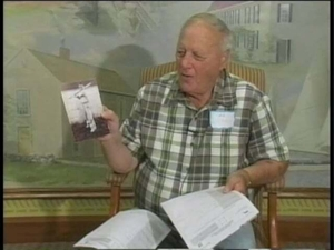 Leo J. Kelly at the Quincy Mass. Memories Road Show: Video Interview