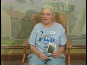 Barbara Gilliland at the Quincy Mass. Memories Road Show: Video Interview
