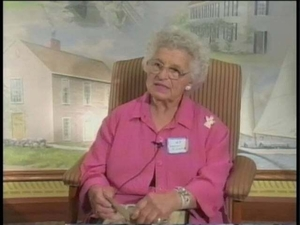 Nancy G. Nicosia at the Quincy Mass. Memories Road Show: Video Interview