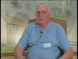 William M. MacDonald at the Quincy Mass. Memories Road Show: Video Interview