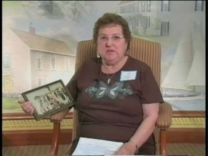 Dorothy Messier at the Quincy Mass. Memories Road Show: Video Interview