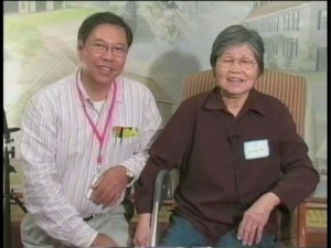 Frank Poon and Nguyet Ho at the Quincy Mass. Memories Road Show: Video Interview