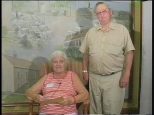 Jenny Inglis and Jim Inglis at the Quincy Mass. Memories Road Show: Video Interview