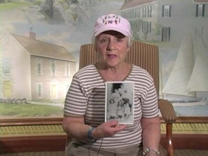 Helen Warshauer at the Quincy Mass. Memories Road Show: Video Interview