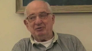 Arnold Wenig at the Hebrew Senior Life Mass. Memories Road Show (1): Video Interview