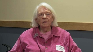 Barbara Gerry at the Marshfield Mass. Memories Road Show: Video Interview