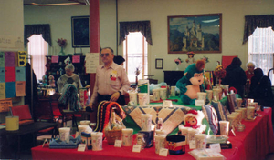 Annual Friends of the Council On Aging Christmas fair fundraiser