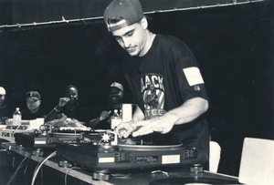 1992 DJ battle