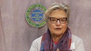 Betsy Ellis Bowles at the Winchester Mass. Memories Road Show: Video Interview