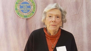 Anne B. Hillard at the Winchester Mass. Memories Road Show: Video Interview