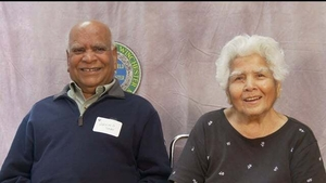 Arvind S. Shah and Sheila Susheila at the Winchester Mass. Memories Road Show: Video Interview