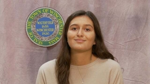 Genna Doherty at the Winchester Mass. Memories Road Show: Video Interview