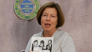 Caren Connelly at the Winchester Mass. Memories Road Show: Video Interview
