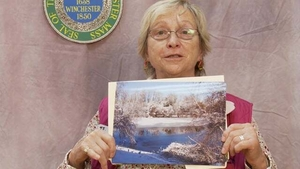 Anne DiSarcina at the Winchester Mass. Memories Road Show: Video Interview