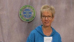 Ann Wirtanen at the Winchester Mass. Memories Road Show: Video Interview