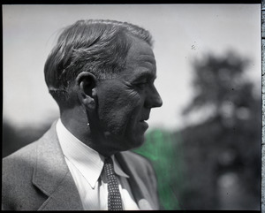 William F. Clapp, malacologist, Museum of Comparative Zoology