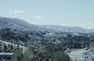 On the outskirts of Tbilisi