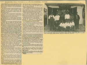 Scrapbooks of Althea Boxell (1/19/1910 - 10/4/1988), Book 2, Page 114