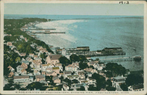 Bird's-Eye View of Provincetown