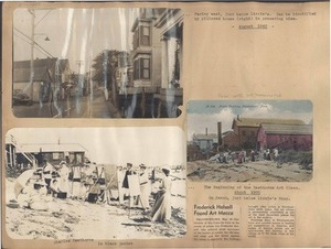 Scrapbooks of Althea Boxell (1/19/1910 - 10/4/1988), Book 6, Page 5