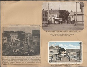 Scrapbooks of Althea Boxell (1/19/1910 - 10/4/1988), Book 6, Page 12