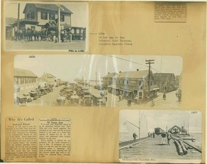 Scrapbooks of Althea Boxell (1/19/1910 - 10/4/1988), Book 6, Page 14