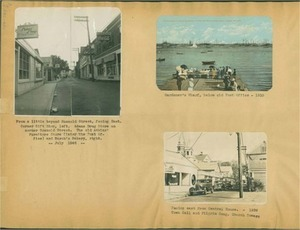 Scrapbooks of Althea Boxell (1/19/1910 - 10/4/1988), Book 6, Page 64