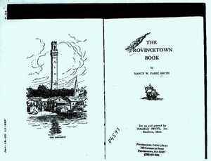 The Provincetown Book