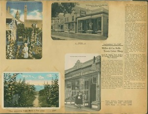 Scrapbooks of Althea Boxell (1/19/1910 - 10/4/1988), Book 6, Page 67